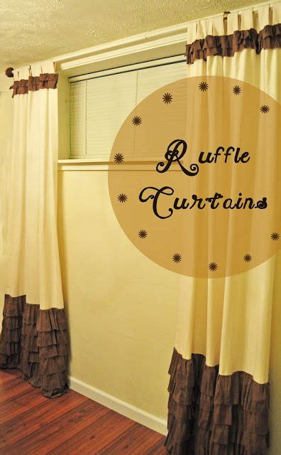 ruffled curtains diy best 25 ruffle curtains ideas on pinterest curtains at