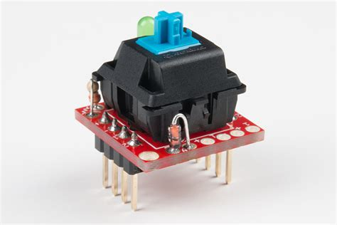 Switch Cherry Mx cherry mx switch breakout hookup guide learn sparkfun