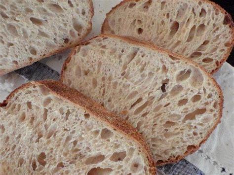 65 hydration dough home bread sourdough