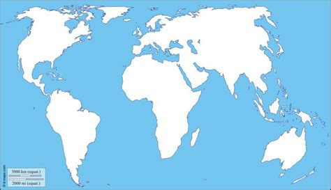 Worlds Collide Europe Africa And America Outline by 1000 Ideas About Free Maps On Map Quiz Continents And Geography