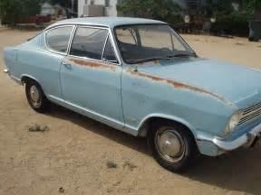 Opel Kadett Wagon Kool Kiemencoupe 1966 Opel Kadett B
