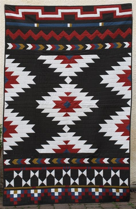 Patchwork Natives - 289 best images about american southwest quilts on