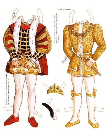 Origami Prince Charming - 289 best dollhouse paper dolls images on
