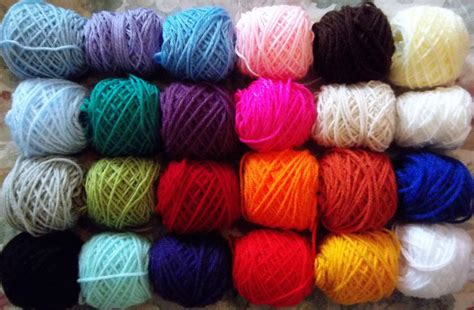 knit yarn mixed 24 balls 7 10g dk 100 acrylic knitting wool yarn