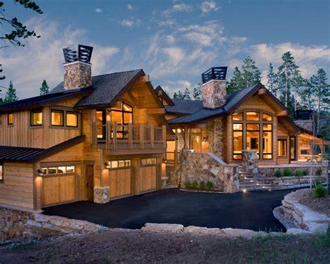 Desain Rumah Country | foto foto contoh desain rumah bergaya country simomot