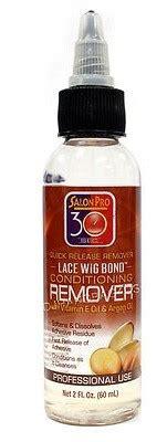Wig Oilvitamin Wig salon pro 30 sec lace wig bond conditioning remover with vitamin e argan