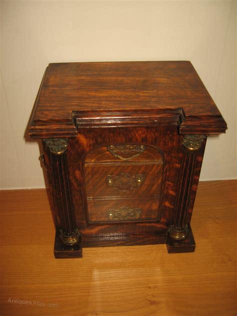 Jewel Cabinet Antiques Atlas Small Victorian Oak Jewel Trinket Cabinet