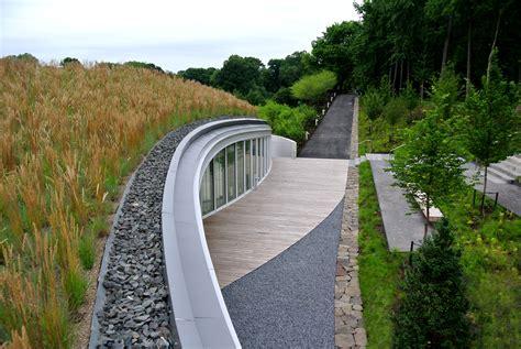 Landscape Center Botanic Garden Visitor Center Weiss Manfredi