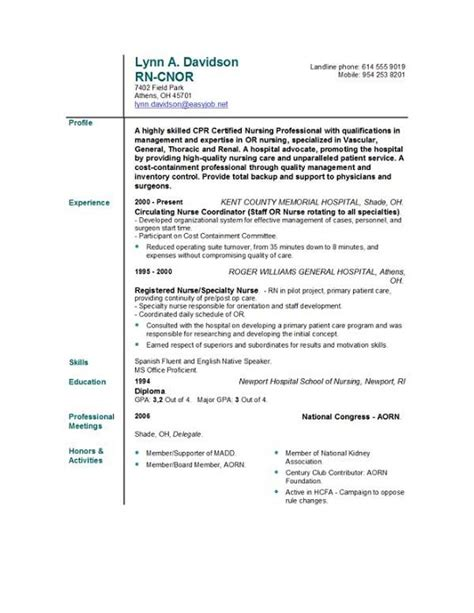 Resume Sample Free – Free Resume Samples Download   Sample Resumes