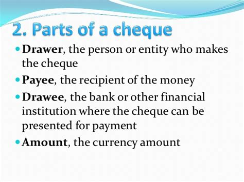 cheque be check ae for banking finance