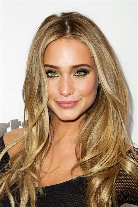 what is the hottest color blonde hair color 2015