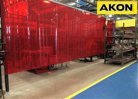 weld curtain welding strip curtains akon curtain and dividers