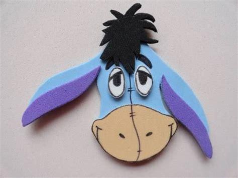 Imagenes De Winnie Pooh En Foami   figuras winnie pooh y sus amigos en goma eva p brochette