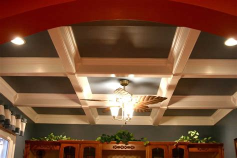 Custom Ceiling Designs by Custom Ceiling Styles From Iklo Home Builders Of