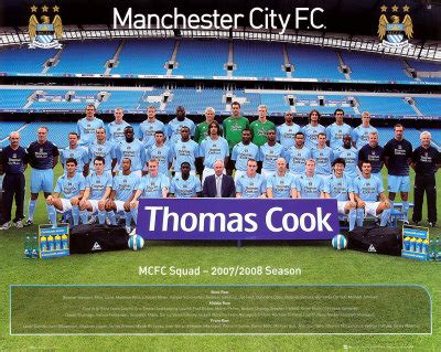 Manchester City Edition 06 manchester city fc premier league club the power of