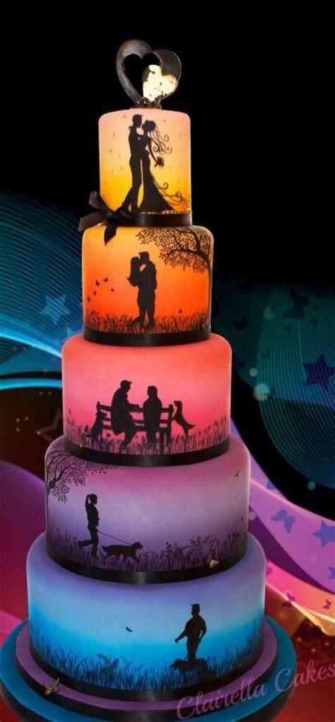 lovestoryweddingcakeci cakebyclairella