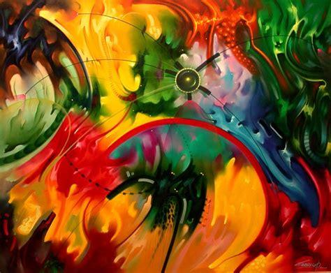 imagenes abstractas significado pintura abstracta arte abstracto historia del arte
