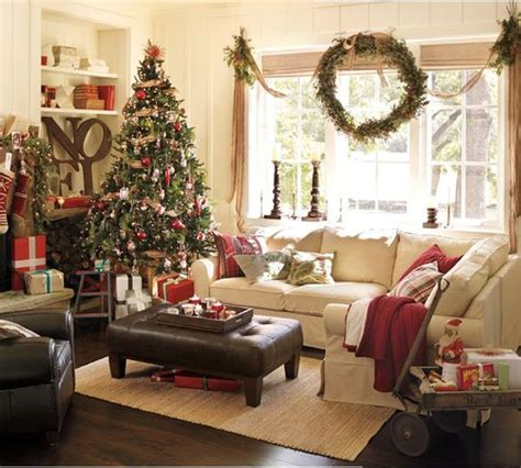 christmas living rooms ideas 40 cozy living room d 233 cor ideas shelterness
