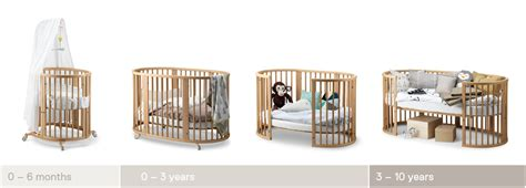 stokke bed stokke 174 sleepi bed the baby cot that grows with your child