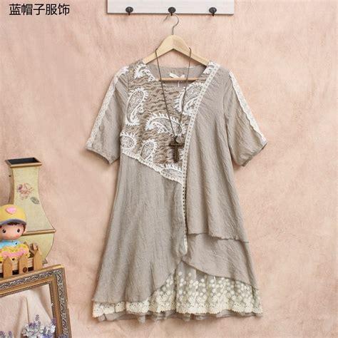 crochet indian dress cotton casual plus size clothing