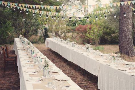 diy backyard wedding backyard wedding south of france wedding 100 layer cake