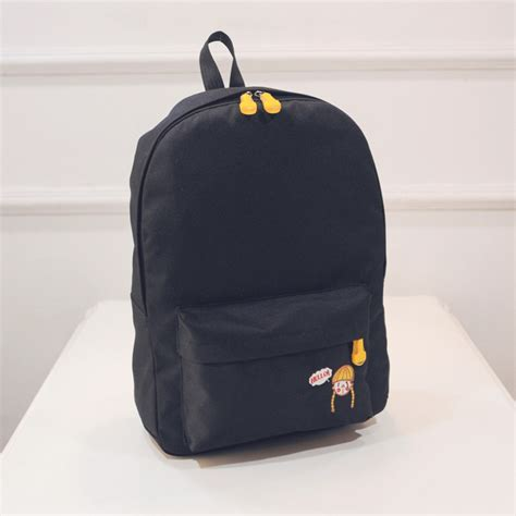 8 Adorable Backpacks by Stylish Canvas Backpack Backpacks Middle