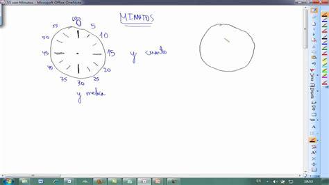 matemticas 3 primaria la hora en un reloj matematicas 3 186 primaria ainte youtube