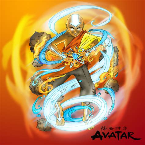 avatar the last air bender by b neozen on deviantart
