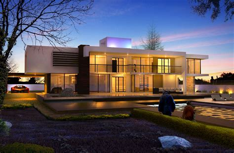 what is a contemporary home cgarchitect professional 3d architectural visualization