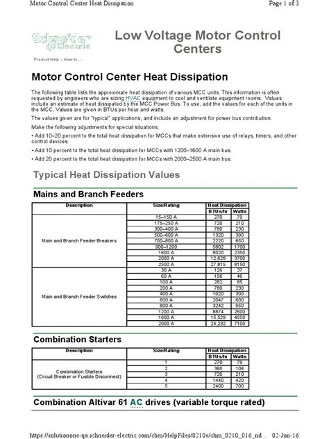 capacitor heat dissipation calculation heat dissipation calculation electrical components mechanical engineering