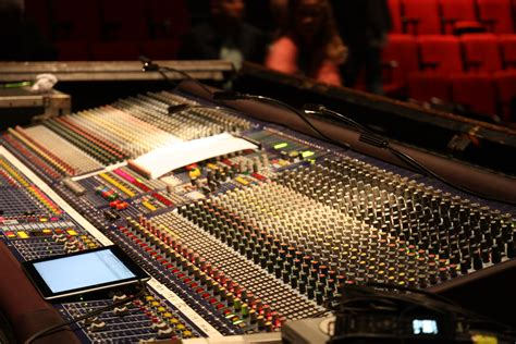 mixing console mixing console anthidote