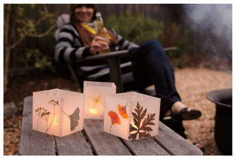 How To Make Paper Luminaries - how to luminaria with wilkinson