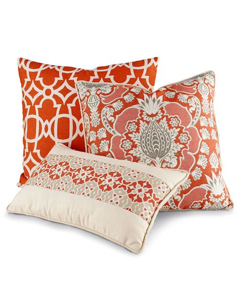 Trellis Pillows commona my house splurge or trellis pillows
