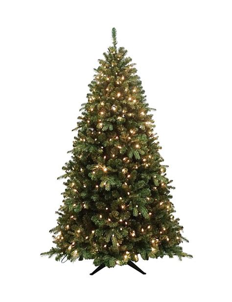 213cm christmastrees shop trees decorations more david jones norfolk pre lit green