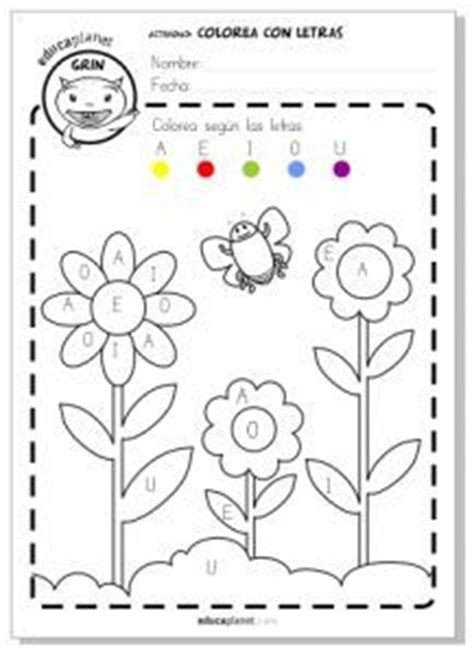 figuras geometricas universales dibujos para preescolar para colorear todas las vocales