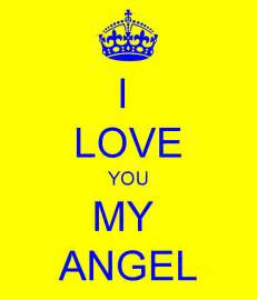 Love you my angel quotes lol rofl com