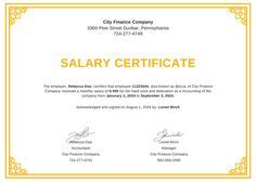 salary slip format  excel  word managers