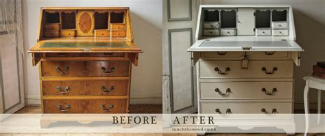 shabby chic bureau 08 before after 25 touch the wood