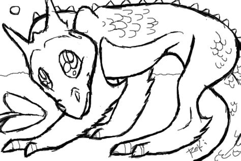 chicken smoothie coloring page view topic baby dragon coloring page chicken smoothie
