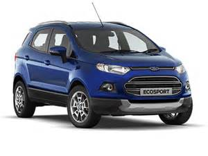 Ford Eco New Ford Ecosport 1 0 Ecoboost 140 Titanium S 5dr Petrol