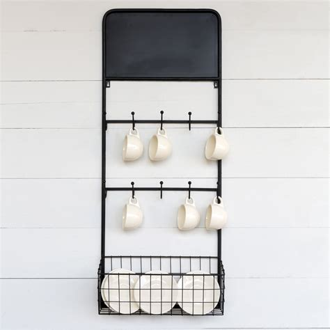 wall kitchen rack bistro wall rack painted fox home