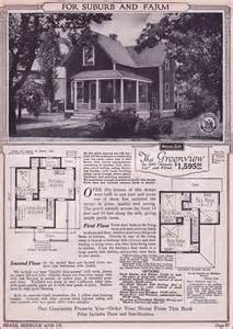 Sears Catalog Homes Floor Plans 1923 Sears Mailorder House Designing A House Must Have