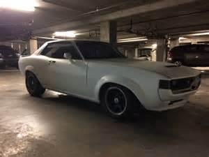 1977 Toyota Celica Gt Classic Sport Coupe 1977 Toyota Celica Gt Auto