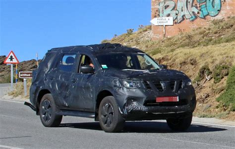Nissan Suv Trucks by 2018 Nissan Navara Suv Picture 687931 Truck Review