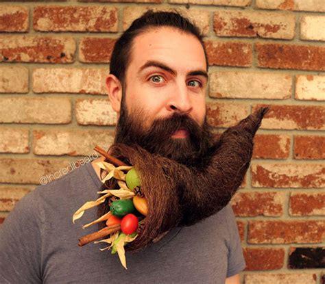 mr incredibeard is back with new epic beards bored panda