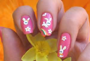 Easter Nail Designs by Easy Easter Nail Designs 2015 Inspiring Nail
