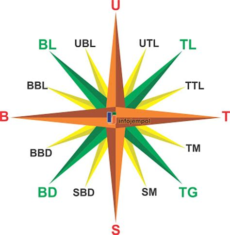 10 macam kompas pedoman kompas dan cara menggunakan kompas info jempol