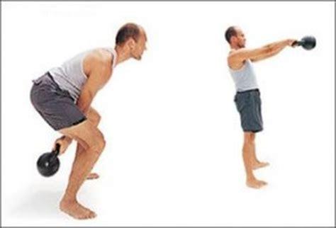 teaching the kettlebell swing weight training for wrestling power development