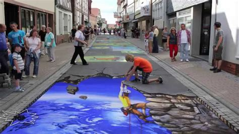 best 3d top 10 paintings 3d on the ground