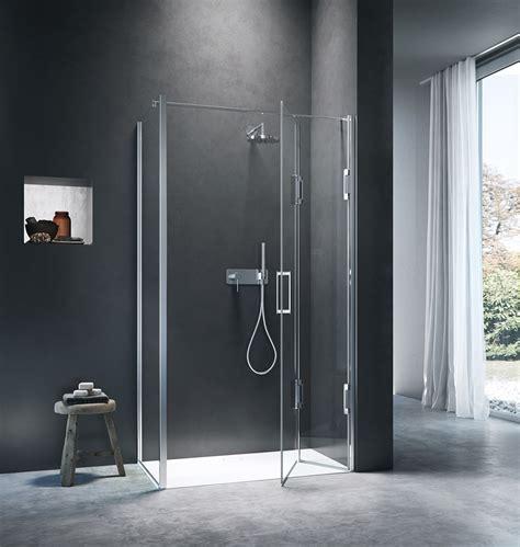 cabina doccia angolare cabina doccia angolare con apertura a libro thiesi
